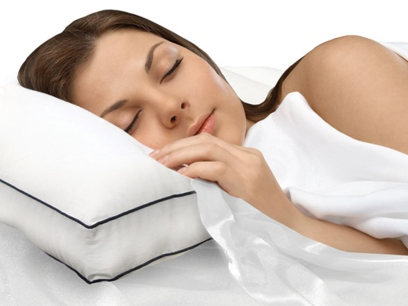 Soft tex sona side sleeper pillow for Best soft pillow for side sleepers