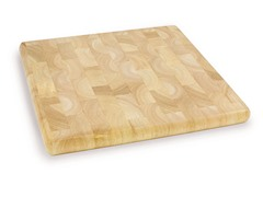 "Picnic Time 12"" Butcher Block Cutting Board"