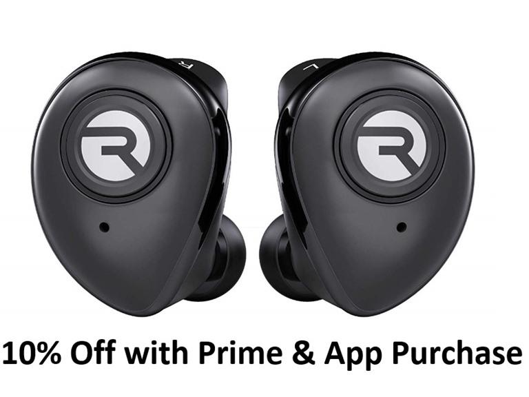 Raycon E50 Wireless 5.0 Bluetooth Earbuds