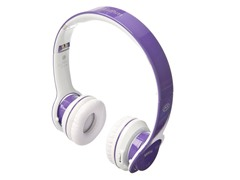 Rhythm Bluetooth Headset - Purple