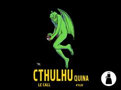 Cthulhu Quina Apron
