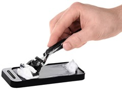 Sleek Razor Blade Sharpener