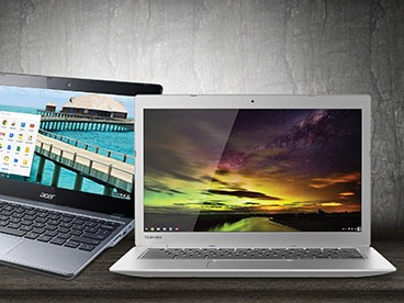 Great Deals on Chromebooks!