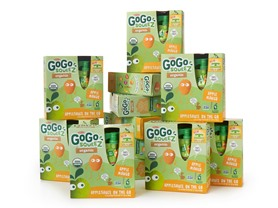GoGo Squeez Organic Apple Mango 48-ct