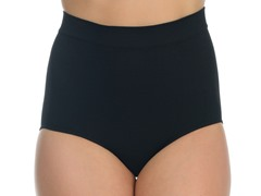 High Waisted Underwear, Black