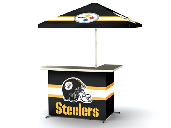 Best Of Times Nfl Bar Amp Umbrella Set