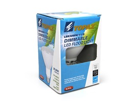 11-Watt, BR30 Dimmable LED Bulb