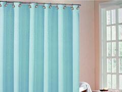 Pardus Jaquard Fabric Shower Curtain-4 Colors