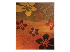 Multi-Colored Pansy Wall Art
