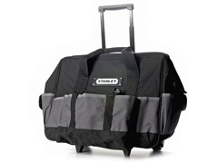 20-Inch Open Mouth Wheeled Tool Bag