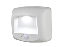 Wireless LED Step Light - White