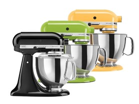 KitchenAid Stand Mixer - 8 Colors