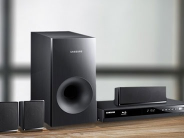 Samsung & Sony Home Audio