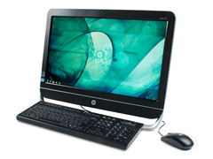 "HP 23"" Intel Dual-Core i3 AIO"