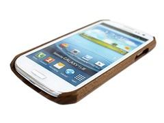 Walnut Case for Samsung Galaxy S3