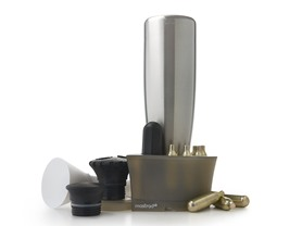 Mastrad Purefizz Soda Maker Set