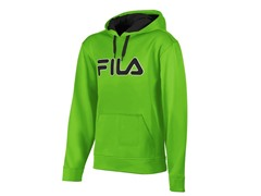 Fila Performance Hoody - Green/Black