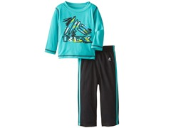 Teal 2-Pc Set (12M-5T)