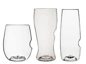 govino Go Anywhere Assorted Glassware