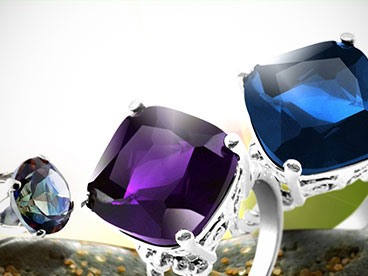 La Rochelle Dark Gemstone Jewelry