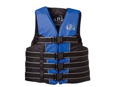 Full Throttle Adult Sports Vest, Blue