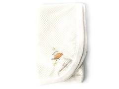 Breathable Baby Blanket - Ecru