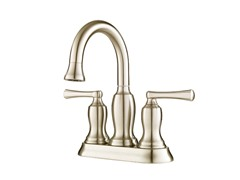 Lindosa 2-Handle Bathroom Brushed Nickel
