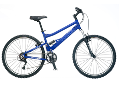 Schwinn Mens Rocket Dual Suspension Bike