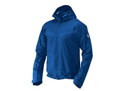 Fjall Raven Eco-Trail Men's Jacket-Blue