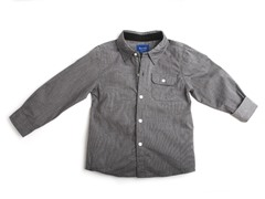 Oxford Shirt - Grey Chambray (5-7)