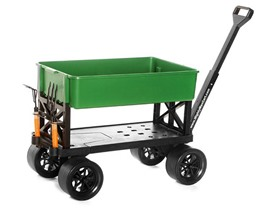 Mighty Max All-Purpose Garden/Lawn Cart