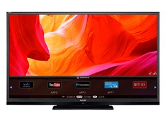 "Sharp 70"" 1080p LED Smart TV w/ Wi-Fi"