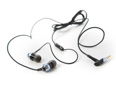 Dual Driver In-Ear Headphones with Mic