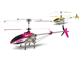 "2.4GHz 32"" R/C Helicopter w/HD Camera 2-Colors"