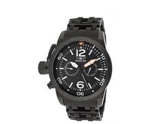 Men's Sea Spider Black Dial Watch