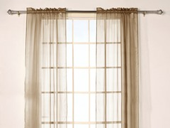 Chianti Stripe Panels Set of 2- 4 Colors