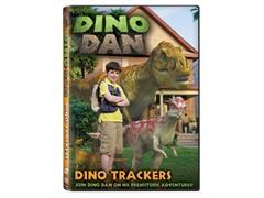 Dino Dan DVD - Dino Trackers