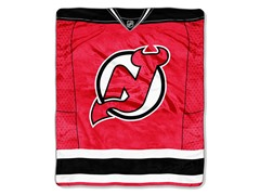 New Jersey Devils Throw