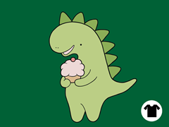 Cupcakeosaur