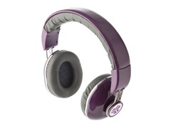 Bombora Headphones - Purple/Gray