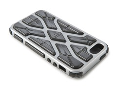 Xtreme Case for iPhone 5 - Silver/Black