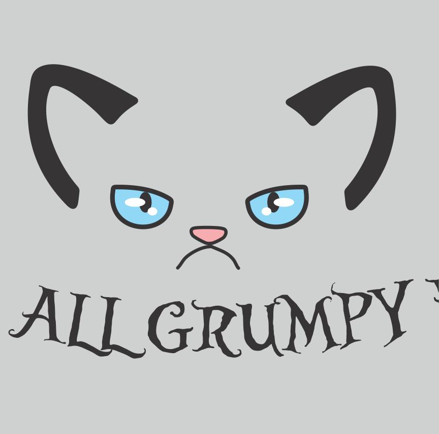 We're all grumpy here