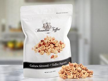 Brandini Almond Toffee Popcorn