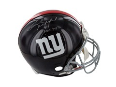 Frank Gifford Giants Throwback Helmet