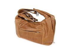 American Hobo A95 Concealed Carry Handbag, Cognac