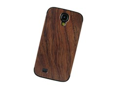 Walnut Case for Samsung Galaxy S4