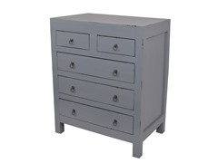 Newton Chest - Ant Grey