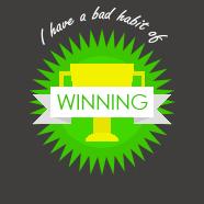 Bad habit of victory
