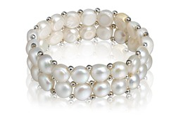 Vogue Pearls Sea Salt Bracelet