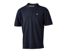 Men's Logo Polo - Black